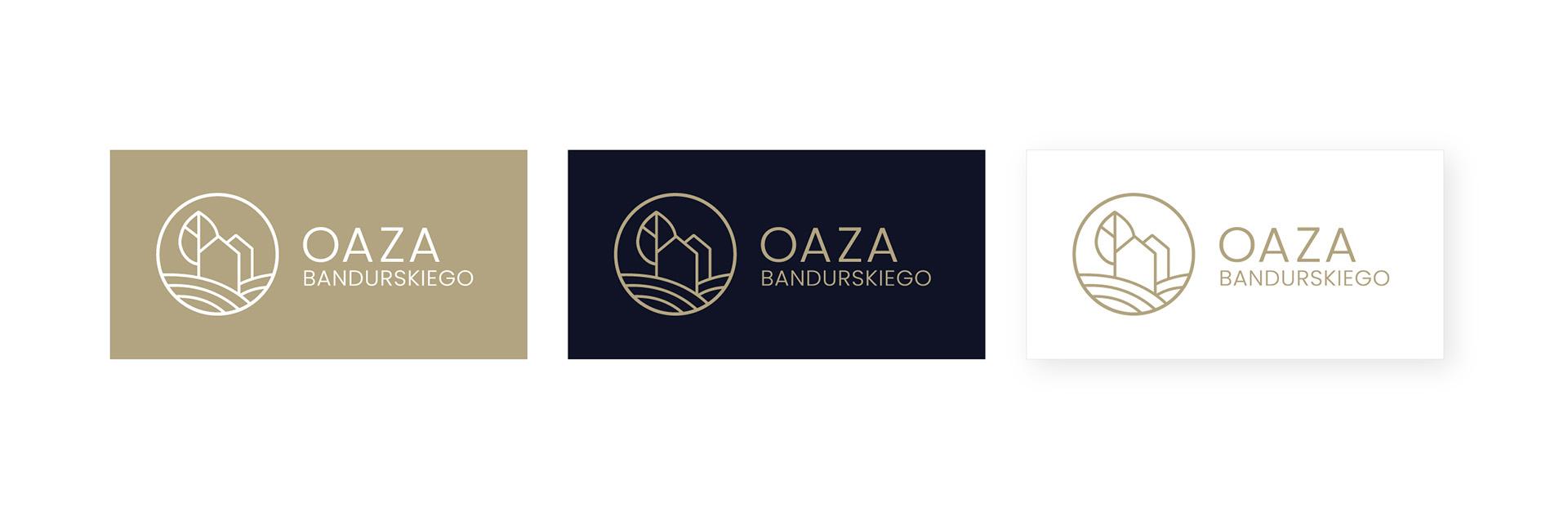 logo dla inwestycji deweloperskiej