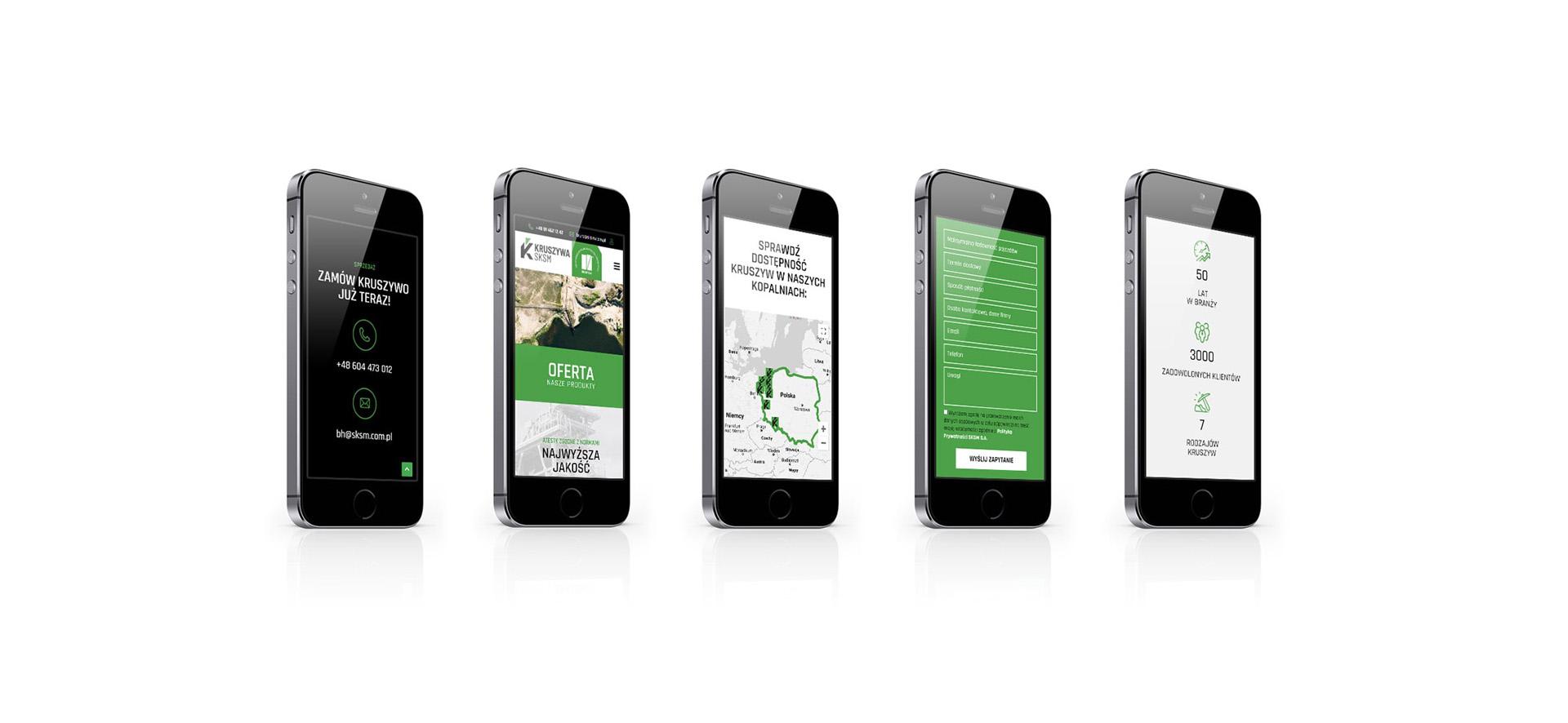 strona kopalni wersja mobilna