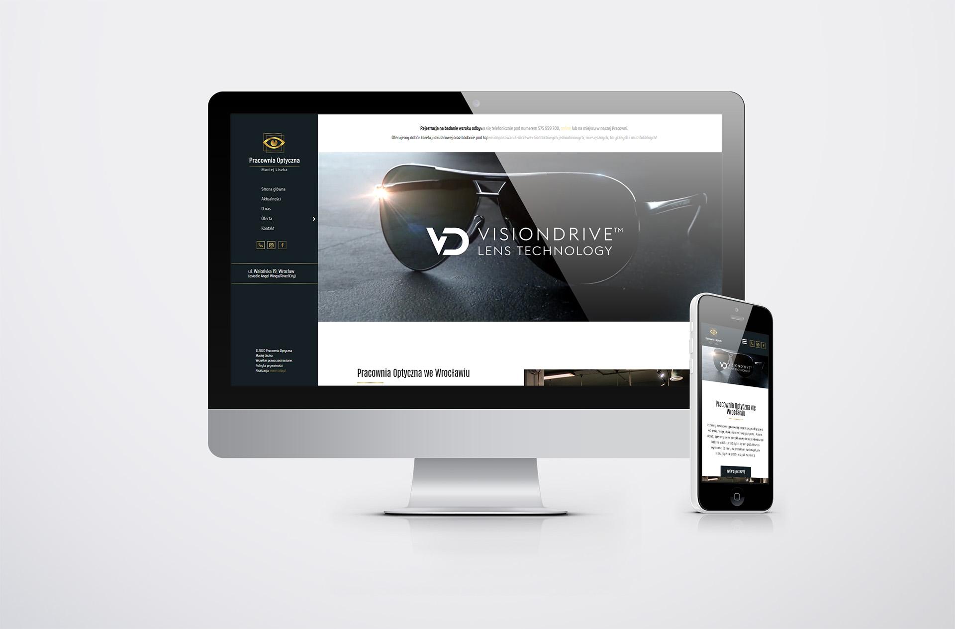 optyk strona www
